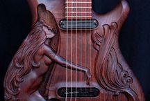 Awesome guitars / by Bob Herrmann