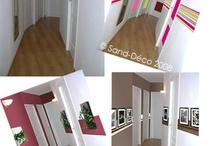 Idées intéressantes de décoration intérieure / by Vaness Caron