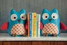 Owls  / by Barbara Rigel