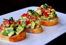 avacado recipes / by JENNA PAYNE