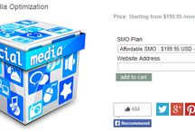 Social Media Optimization / Social Media Optimization (SMO) education. / by Proprium Marketing