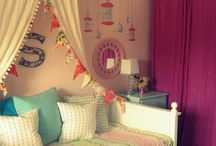 A big girl room for Laney Claire!! / by Amy Williams