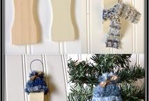 Christmas ideas  / by Shonna Harter