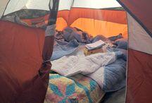 Camping / by Debbie Serrer