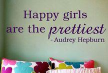 For my girls / by Sara Gwaltney