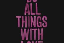 Quotes / by Alysha Lustre