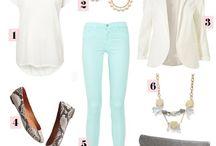 Wear {Fashion} / by Amanda Elizabeth