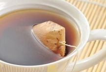 Tea Time / Whether you're at a nice tea party or drinking iced tea on a hot summer day, here are some ideas for you from Taste For Life / by TasteforLife