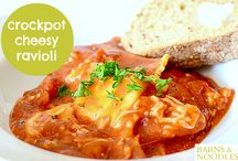EAT: Crockpot Meals / by A Night Owl Blog