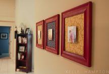 DIY for the home  / by Elizabeth Gregg