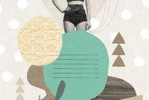 Affiche / by Ombeline Brun