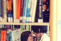 book lovers, literally / lovers who love books / by sonal chokshi