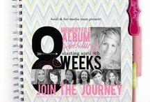 Heidi Swapp Memory File Album Adventure / by Camille Beaubien
