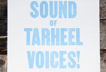 UNC Tarheels / by Lisa Truelove