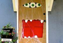 Hallowen Decorations / by Lu Jmz