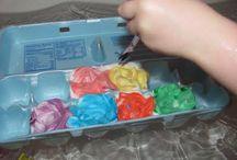 Kid Craft Ideas / by Tiny Blue