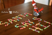 Elf on the shelf / by Erin Chandler