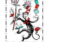 Dr. Seuss!! / by Marcia McTaggart