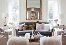 Living Room/Great Room / by Deborah Hurwitz