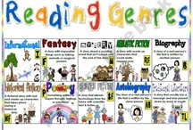 School Library Activities / Learning and Reading activities for the elementary school library / by Cari Young