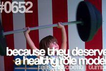 Fitness / by Gina DiPierro