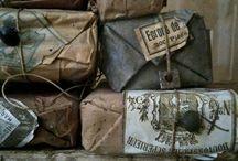 Package & label / by Noriko Kitahara
