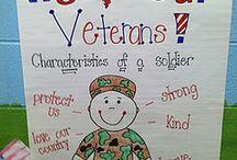 veteran's day / by Leslie Simpson