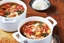 Soup-or-bowl / Soup recipes / by Melissa S