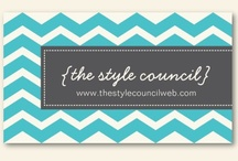 business cards / by Angela Baxter