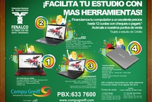 Promociones Compugreiff / by Compu Greiff