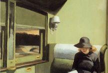 ART: Classic Hopper / by Greta Hansen-Money