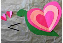 Valentines Day Crafts / by Latasha Visser