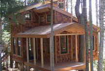 1 - Tiny Cabins / by Doug Geniesse