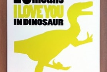 Dinosaurs, Robots and Wonder Woman: A Few of My Favorite Things / by Rachel Kluesner