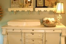 BABY ROOM / by Dawn Antoine-Kotval