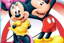 Mickey Mouse/Disney. <3 / by Hollye Alexander