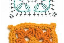 Crochet blanket ! / by Cristina Uggeri