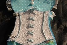 scrapbooking and cardmaking / by Traci Hughes Bartley