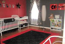 Kids room / by Tiffany Lancour