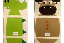 Kids - Storage / by Isabel Pereira