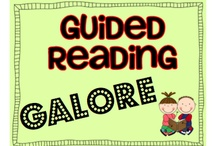 RTI- Reading Intervention / by Timaree Hayes