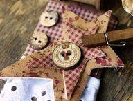 Primitive craft ideas / by Pamela Griffith