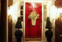 Front Doors / by RhondaB