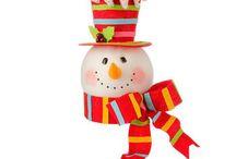 RAZ 2014 Christmas Decorations / by Trendy Tree
