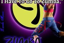 Zumba / by Ginger Anzures