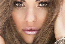 makeup / by Diana Virgie