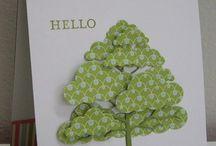 Paper crafts / by Wendy L. West Designs (http://wendylwestdesigns.blogspot.com/
