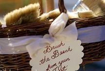 Beach wedding ☀ / by Lizzie Elmore