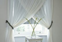 curtains / by Lacie Holt
