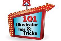 illustrator Tutorials / by Darren Leahy